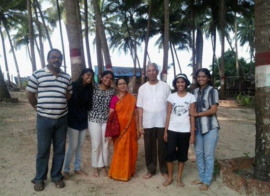 Mr. Pravin Poduwal & family, Mumbai
