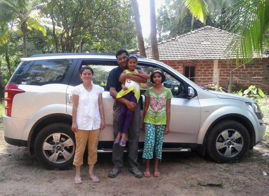 Mr.Sumeet Gawande n family (Pune) & Bhavana