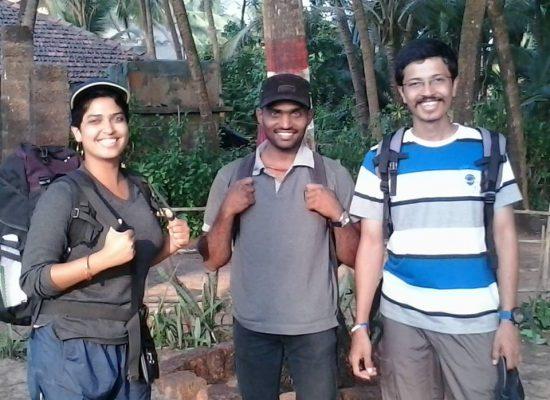 Induja & friends, Pune