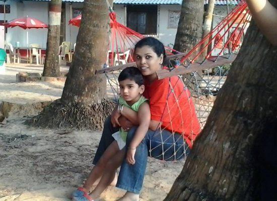 Manoli with Nanu